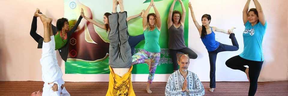 Certified 200 hour Yoga Teacher Training