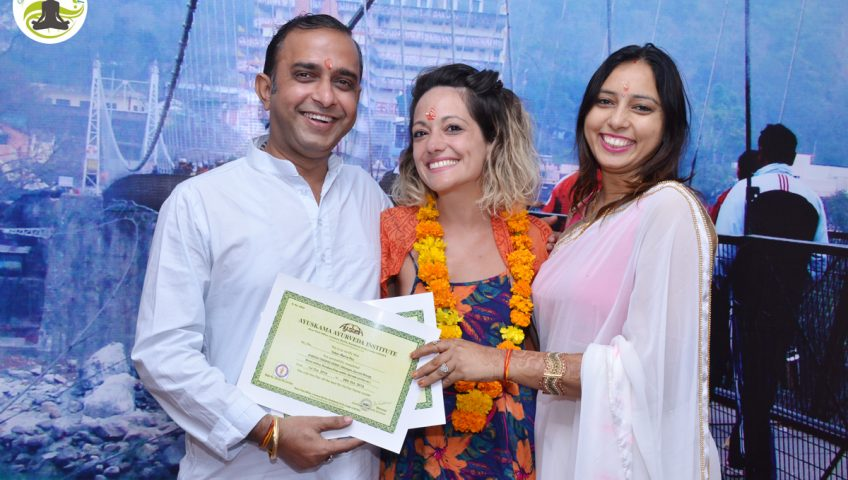 Ayurveda Certification course