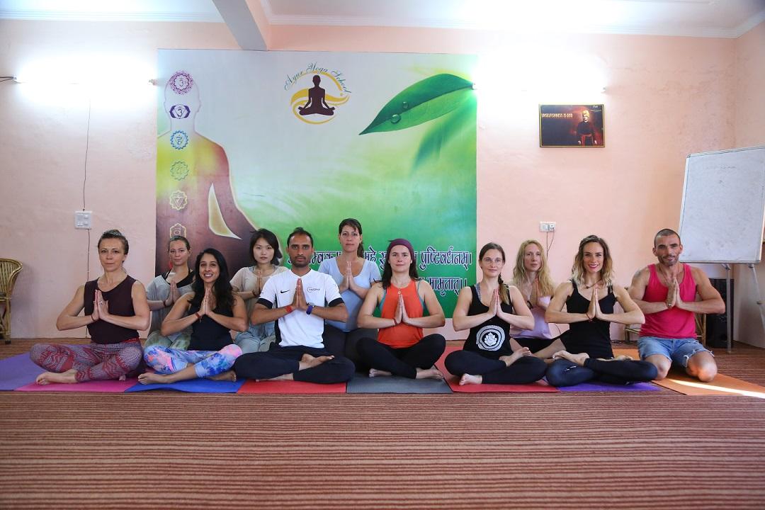 Kundalini yoga rishikesh